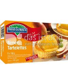 Produktabbildung: Frost & Frisch Convenience Birnen-Tartelettes 300 g