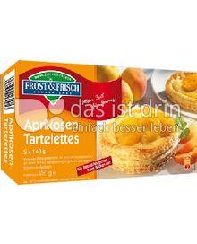 Produktabbildung: Frost & Frisch Convenience Aprikosen-Tartelettes 280 g