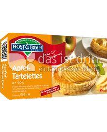 Produktabbildung: Frost & Frisch Convenience Apfel-Tartelettes 260 g