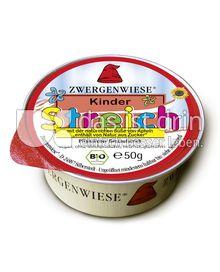 Produktabbildung: Zwergenwiese Kinder Streich mit Apfelsüße 50 g