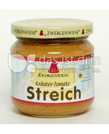 Produktabbildung: Zwergenwiese Kräuter-Tomate Streich 180 g