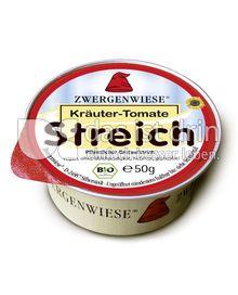 Produktabbildung: Zwergenwiese Kräuter-Tomate Streich 50 g