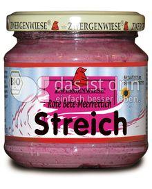Produktabbildung: Zwergenwiese Rote Bete Meerrettich Streich 180 g