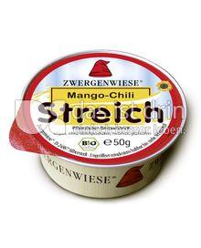 Produktabbildung: Zwergenwiese Mango-Chili Streich 50 g