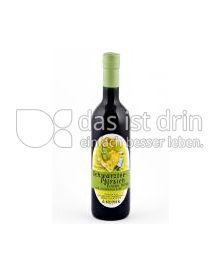 Produktabbildung: Sonnentor Schwarztee-Pfirsich Eistee-Sirup 500 ml