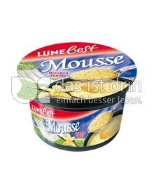 Produktabbildung: Lünebest Mousse Bourbon Vanille 250 g