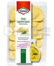 Produktabbildung: Steinhaus Frische Cappelletti Spinaci mit Pecorino-Käse 200 g