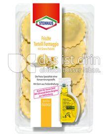 Produktabbildung: Steinhaus Frische Tortelli Formaggio mit Grana Padano 200 g