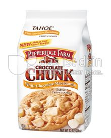 Produktabbildung: Pepperidge Farm Cookies White Chocolate Macadamia Tahoe 206 g