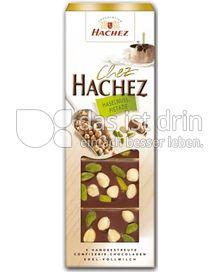 Produktabbildung: Hachez Confiserie-Chocoladen – Haselnuss-Pistazie 67 g