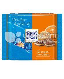Produktabbildung: Ritter Sport Orangenmarzipan 100 g