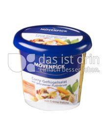 Produktabbildung: Mövenpick Curry-Geflügelsalat mit gebratener Putenbrust 125 g