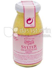 Produktabbildung: Sylter Salatfrische Topping Putenbrustfilet und Ananas 125 g