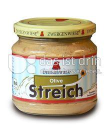 Produktabbildung: Zwergenwiese Oliven-Streich 180 g