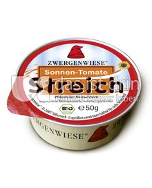 Produktabbildung: Zwergenwiese Sonnen-Tomate Streich 50 g