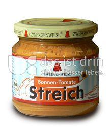 Produktabbildung: Zwergenwiese Sonnen-Tomate Streich 180 g