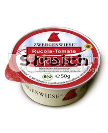 Produktabbildung: Zwergenwiese Rucola-Tomate Streich 50 g