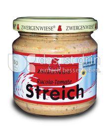 Produktabbildung: Zwergenwiese Rucola-Tomate Streich 180 g