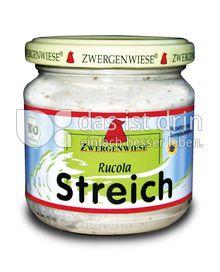 Produktabbildung: Zwergenwiese Rucola Streich 180 g