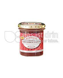 Produktabbildung: Den Gamle Fabrik Streichzarter Fruchtaufstrich Erdbeere 350 g