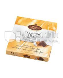Produktabbildung: Camille Bloch Grappa Poli Noir 150 g