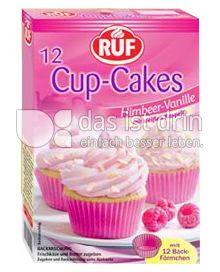 Produktabbildung: RUF Cup-Cakes Himbeere- Vanille 340 g