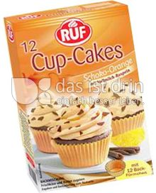 Produktabbildung: RUF Cup-Cakes Schoko-Orange 340 g