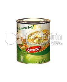 Produktabbildung: Erasco Graupentopf 800 g