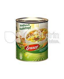Produktabbildung: Erasco Rindfleisch-Nudeltopf 800 g