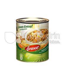 Produktabbildung: Erasco Linseneintopf mit Würstchen 800 g