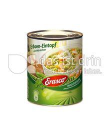 Produktabbildung: Erasco Erbsen-Eintopf mit Würstchen 800 g