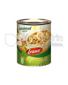 Produktabbildung: Erasco Spätzletopf mit Linsen 800 g