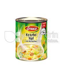 Produktabbildung: Erasco Kartoffel-Topf mit Würstchen 800 g