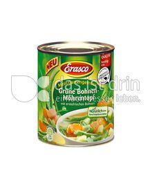 Produktabbildung: Erasco Grüne Bohnen-Möhrentopf 800 g