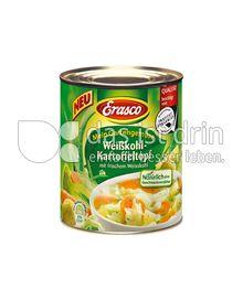 Produktabbildung: Erasco Weißkohl-Kartoffeltopf 800 g
