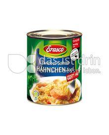 Produktabbildung: Erasco Zwiebel-Sahne-Hähnchen-Topf 800 g