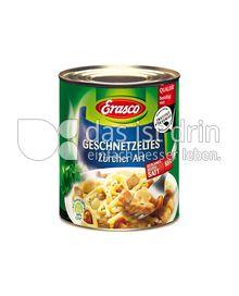 Produktabbildung: Erasco Geschnetzeltes Zürcher Art 800 g