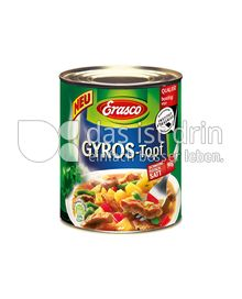 Produktabbildung: Erasco Gyros-Topf 800 g