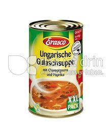 Produktabbildung: Erasco Ungarische Gulaschsuppe 1500 ml