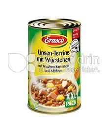 Produktabbildung: Erasco Linsen-Terrine mit Würstchen 1550 g