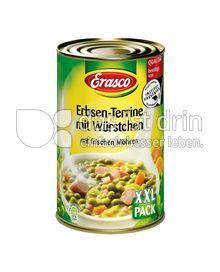 Produktabbildung: Erasco Erbsen-Terrine mit Würstchen 1550 g