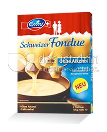 Produktabbildung: Emmi Schweizer Käse-Fondue ohne Alkohol 400 g