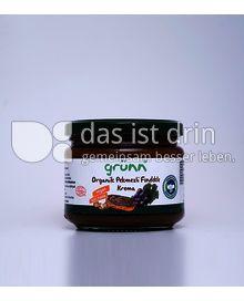 Produktabbildung: grünn Haselnusscreme mit Traubensirup 250 g