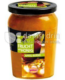 Produktabbildung: Göbber Frucht mit Honig Apfel-Birne 320 g