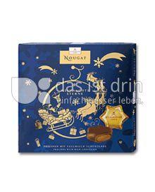 Produktabbildung: Niederegger Nougat-Weihnachtsterne 150 g