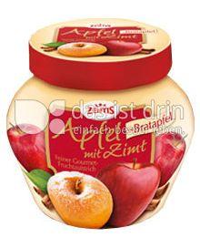 "Produktabbildung: Zentis Apfel mit Zimt ""Typ Bratapfel"" 340 g"