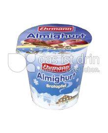 Produktabbildung: Ehrmann Almighurt Bratapfel 150 g