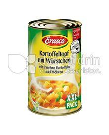 Produktabbildung: Erasco Kartoffel-Topf mit Würstchen 1500 g