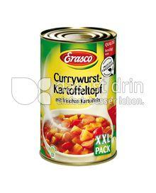 Produktabbildung: Erasco Currywurst-Kartoffeltopf 1600 g
