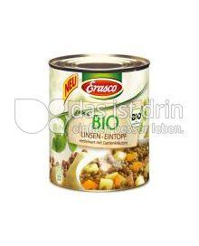 Produktabbildung: Erasco Bio Linsen-Eintopf